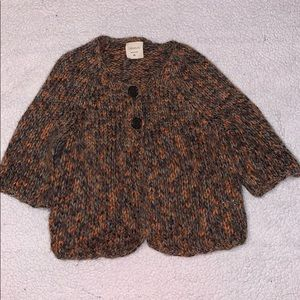 Relativity knit button up